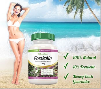nature's pure forskolin