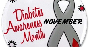 Diabetes Awareness November