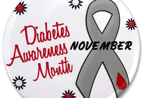 Diabetes Awareness November