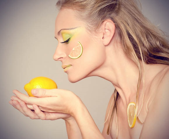 skincare Products Lemon