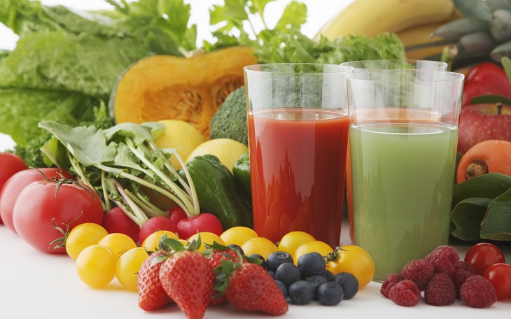 vegetable juices for weight loss