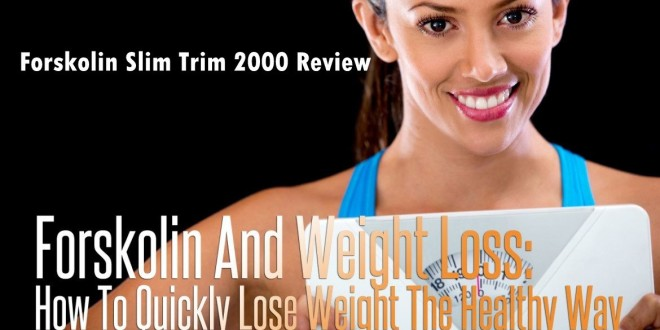 forskolin 2000 and weight loss