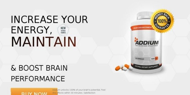 addium brain power