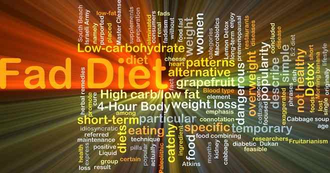 Fad diets that really work   Diets USA Magazine