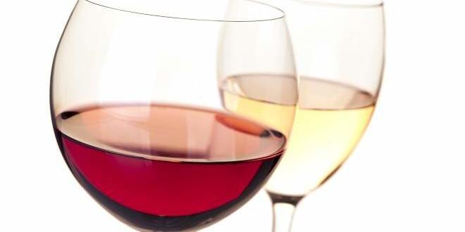 red white wine benefits