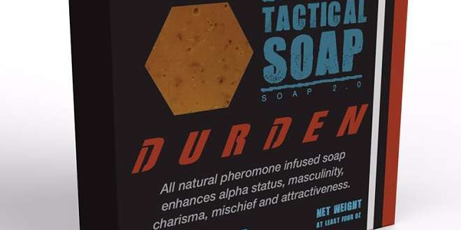 durden tactical soap