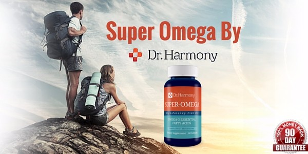 Super Omega By Dr Harmony Labs