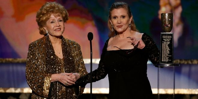 Debbie Reynolds death brought on by extreme emotional stress