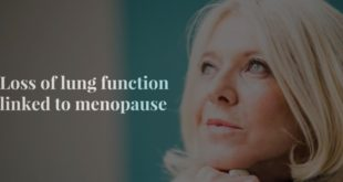 Loss of lung function linked to menopause
