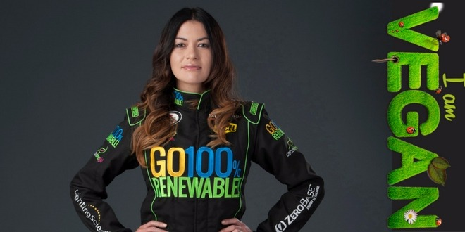 NASCAR goes vegan