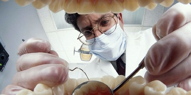 Teaching teeth to repair themselves