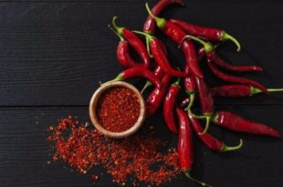 Chili peppers a hot food for losing weight