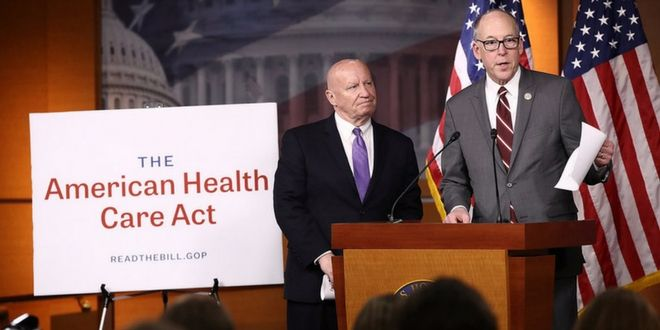 AHCA called 'slap in the face for women'