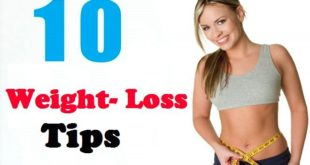 How to lose fat around hips and lower back