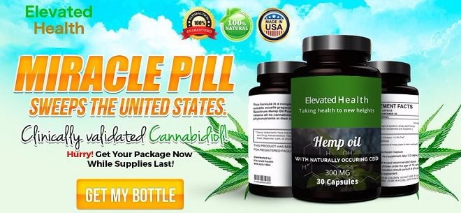 elevated health hemp oil