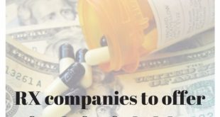 Rx companies offer refunds failed drugs