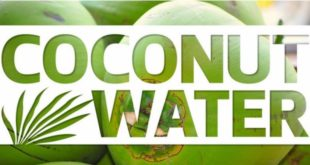 The wonders of coconut water