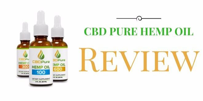 cbd pure hemp oil