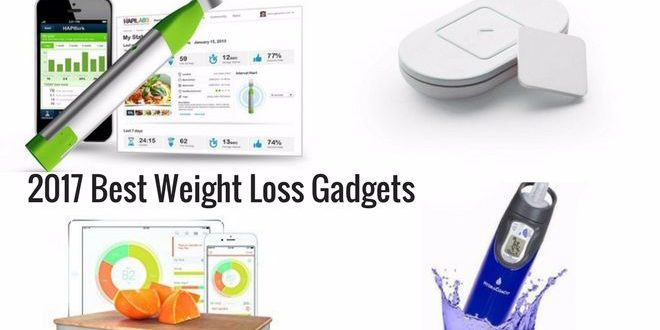 top 5 weight loss gadgets