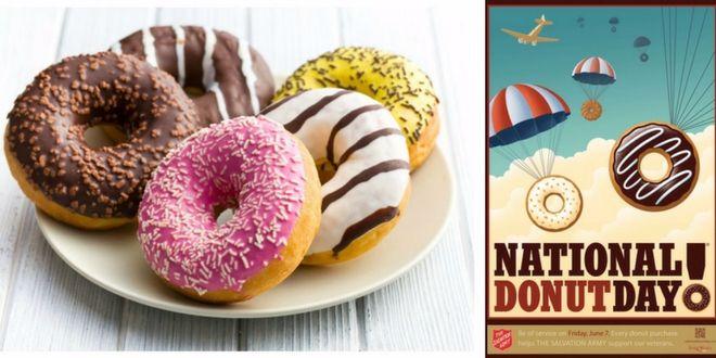 Happy Doughnut Day