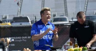 Gordon Ramsey Nascar