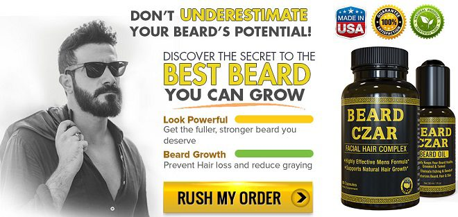 Buy Beard Czar Bear Oil