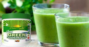 living green supremefood