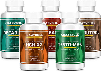 Crazy Bulk Growth Hormone Stack