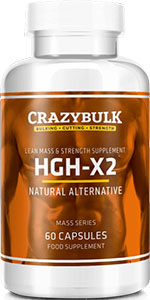 Crazy Bulk HGH-X2 review