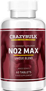 Crazy Bulk NO2 Max review