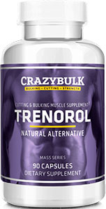 Crazy Bulk Trenorol review