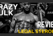 CrazyBulk Legal steroids Complete review