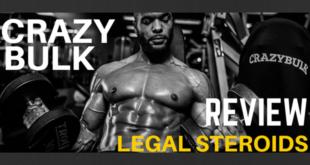 CrazyBulk Legal steroids Complete review