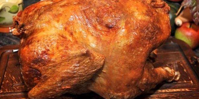deep fry turkey